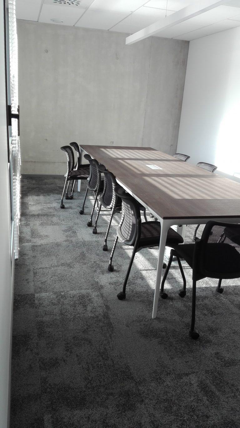 sol salle de réunion